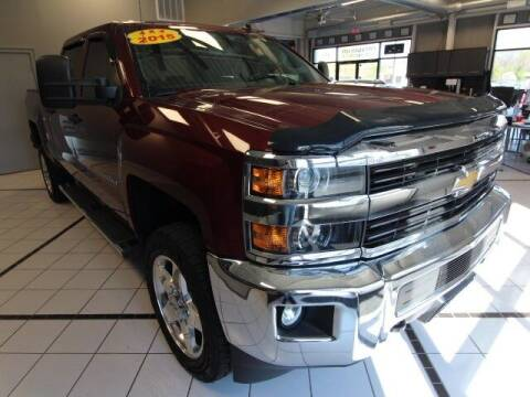 2015 Chevrolet Silverado 2500HD for sale at Crossroads Car & Truck in Milford OH