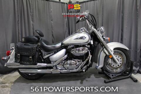 2004 Suzuki Intruder Volusia 800 for sale at Powersports of Palm Beach in Hollywood FL