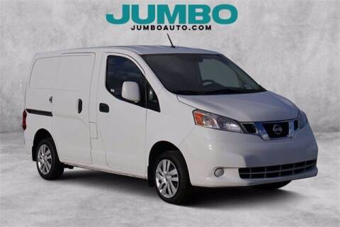 2017 Nissan NV200 for sale at Jumbo Auto & Truck Plaza in Hollywood FL