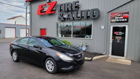2011 Hyundai Sonata for sale at EZ Tire & Auto in North Tonawanda NY
