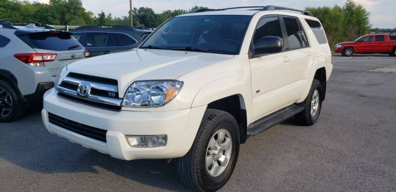 2005 Toyota 4Runner for sale in Bell Buckle, TN