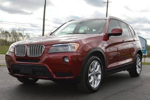 2011 BMW X3 for sale at Manfreds Import Auto in Cary IL