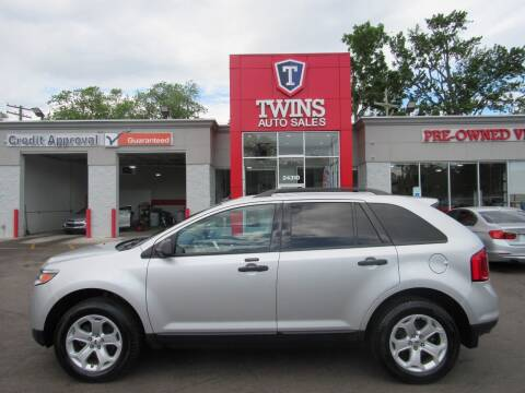 2013 Ford Edge for sale at Twins Auto Sales Inc in Detroit MI