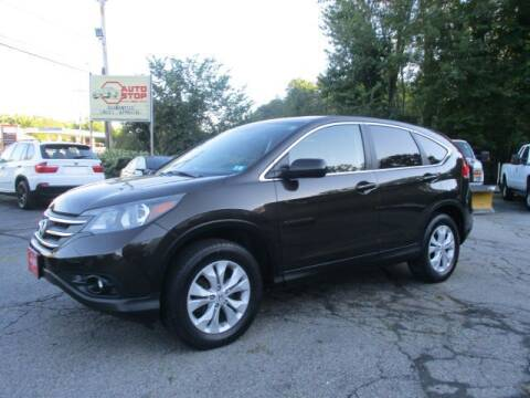 2013 Honda CR-V for sale at AUTO STOP INC. in Pelham NH