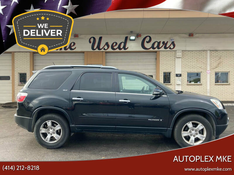 2008 GMC Acadia for sale at Autoplex 2 in Milwaukee WI