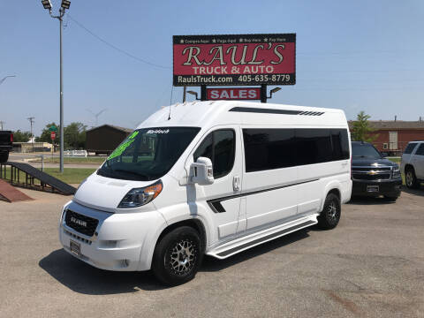 2020 RAM ProMaster Window for sale at RAUL'S TRUCK & AUTO SALES, INC in Oklahoma City OK