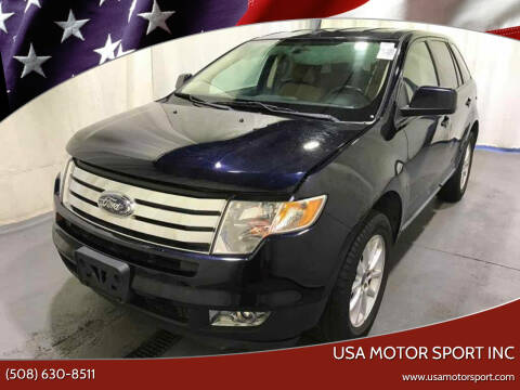 2009 Ford Edge for sale at USA Motor Sport inc in Marlborough MA