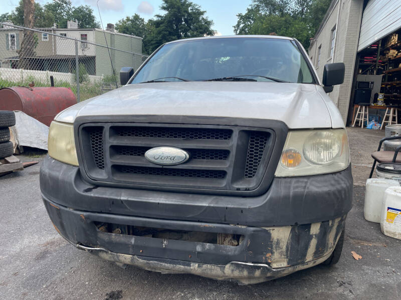2008 Ford F-150 for sale at Blue Star Cars in Jamesburg NJ