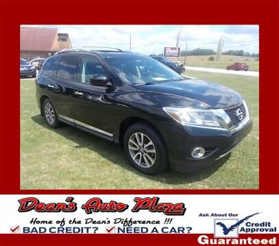 2013 Nissan Pathfinder for sale at Dean's Auto Plaza in Hanover PA