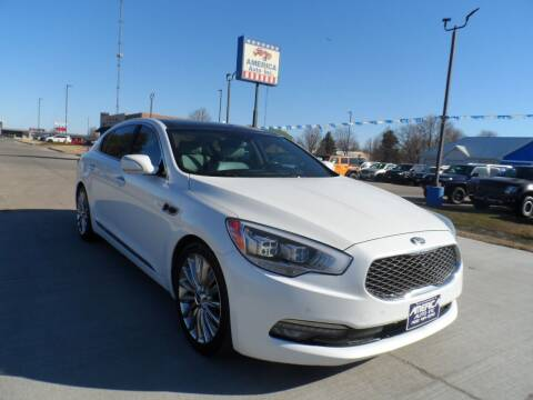 2015 Kia K900 for sale at America Auto Inc in South Sioux City NE