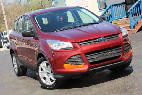 2014 Ford Escape for sale at Dynamics Auto Sale in Highland IN