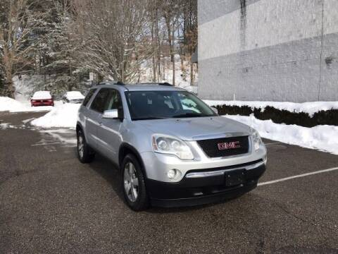 2012 GMC Acadia for sale at Select Auto in Smithtown NY