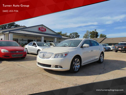 2011 Buick LaCrosse for sale at Turner Auto Group in Greenwood MS