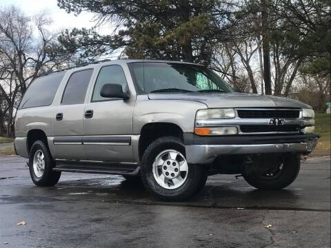 2003 Chevrolet Suburban for sale at Used Cars and Trucks For Less in Millcreek UT
