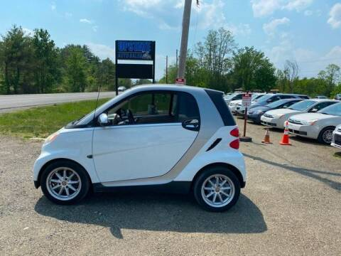2008 Smart fortwo for sale at Upstate Auto Sales Inc. in Pittstown NY