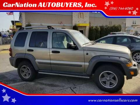 2005 Jeep Liberty for sale at CarNation AUTOBUYERS, Inc. in Rockville Centre NY