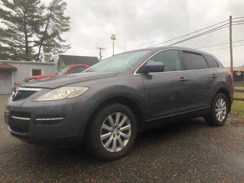 2008 Mazda CX-9 for sale at Jim's Hometown Auto Sales LLC in Byesville OH