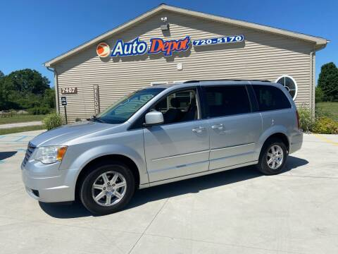 2009 Chrysler Town and Country for sale at The Auto Depot in Mount Morris MI