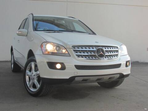 2008 Mercedes-Benz M-Class for sale at QUALITY MOTORCARS in Richmond TX