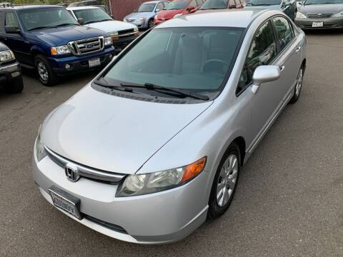 2008 Honda Civic for sale at C. H. Auto Sales in Citrus Heights CA