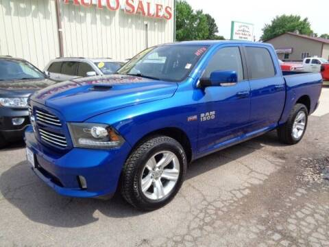 2014 RAM Ram Pickup 1500 for sale at De Anda Auto Sales in Storm Lake IA