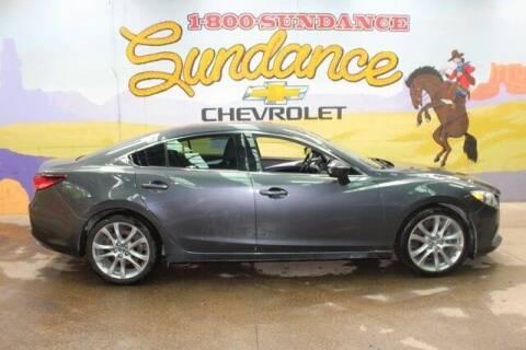 2014 Mazda MAZDA6 for sale at Sundance Chevrolet in Grand Ledge MI