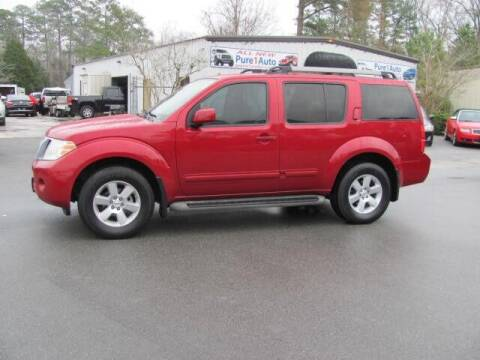 2010 Nissan Pathfinder for sale at Pure 1 Auto in New Bern NC