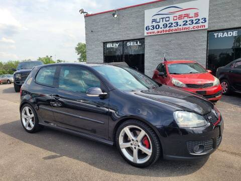 2009 Volkswagen GTI for sale at Auto Deals in Roselle IL