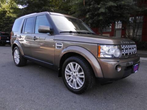 2012 Land Rover LR4 for sale at H & R Auto in Arlington VA