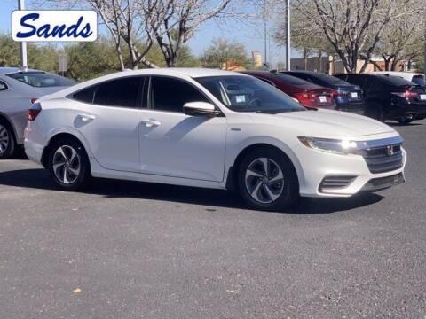 2019 Honda Insight for sale at Sands Chevrolet in Surprise AZ