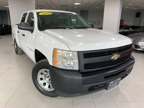 2009 Chevrolet Silverado 1500 for sale at Auto Mall of Springfield in Springfield IL