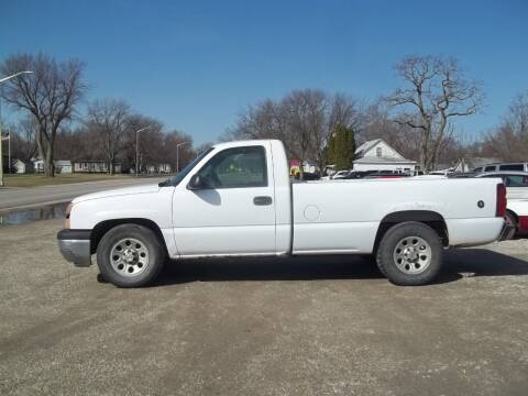 2005 Chevrolet Silverado 1500 for sale at BRETT SPAULDING SALES in Onawa IA
