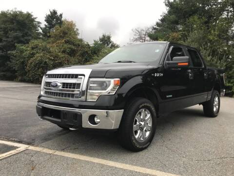 2014 Ford F-150 for sale at Westford Auto Sales in Westford MA