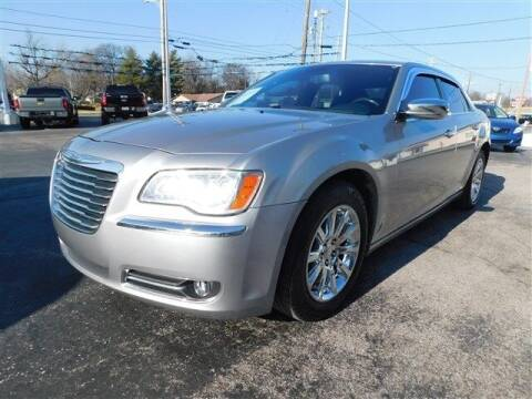 2013 Chrysler 300 for sale at D & T Auto Sales, Inc. in Henderson KY
