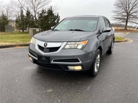2011 Acura MDX for sale at CarXpress in Fredericksburg VA