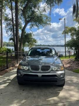 2005 BMW X5 for sale at DAVINA AUTO SALES in Orlando FL