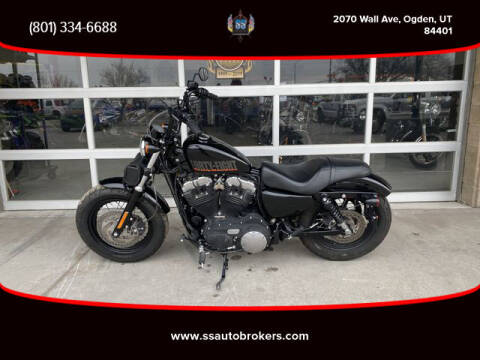 2014 Harley-Davidson XL1200X Sportster Forty-Eight for sale at S S Auto Brokers in Ogden UT