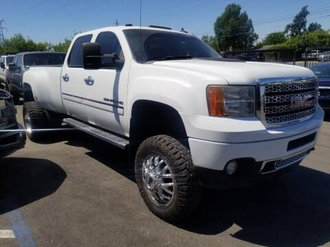 2013 GMC Sierra 3500HD for sale at 916 Auto Mart ONLY $399 DOWN!!!* in Sacramento CA