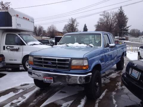 1997 Ford F-250 for sale at TTT Auto Sales in Spokane WA