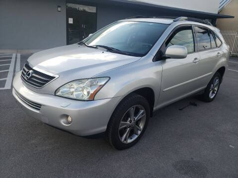 2006 Lexus RX 400h for sale at UNITED AUTO BROKERS in Hollywood FL
