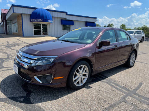 2012 Ford Fusion for sale at Schulz Automotive Inc in Reedsburg WI