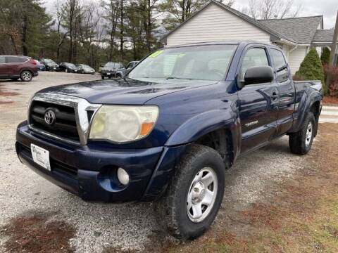 2007 Toyota Tacoma for sale at Williston Economy Motors in Williston VT