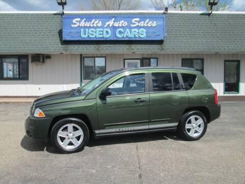 2009 Jeep Compass for sale at SHULTS AUTO SALES INC. in Crystal Lake IL