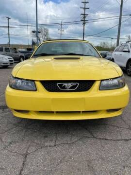 2002 Ford Mustang for sale at R&R Car Company in Mount Clemens MI