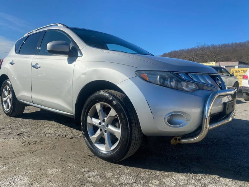 2009 Nissan Murano for sale at Ron Motor Inc. in Wantage NJ