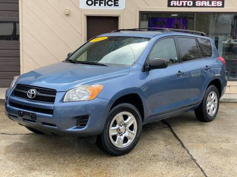 2010 Toyota RAV4 for sale at Eagle Auto Sales LLC in Holbrook MA