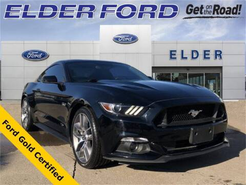 2017 Ford Mustang for sale at Mr Intellectual Cars in Troy MI