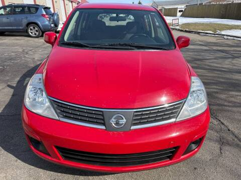 2008 Nissan Versa for sale at Luxury Cars Xchange in Lockport IL