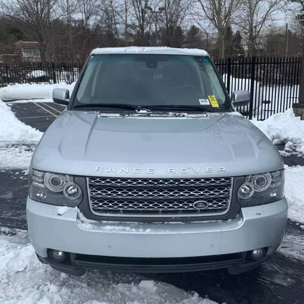 2010 Land Rover Range Rover for sale at GLOBAL MOTOR GROUP in Newark NJ