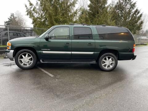 2002 GMC Yukon XL for sale at Primo Auto Sales in Tacoma WA